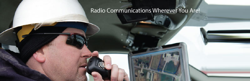 Portable Radio Hand-held Radio Services Complete Coverage Bay Area