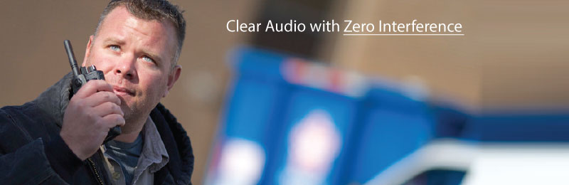 Zero Interference Secure Clear Audio Bay Area